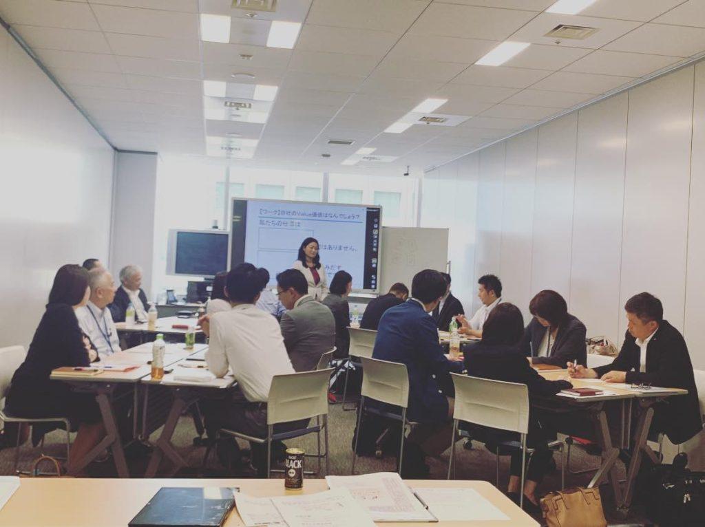 離職ゼロプロジェクト主催で「 東京・ 人材不足リスク解消アセスメント診断会&セミナー」 をさせて頂きました。