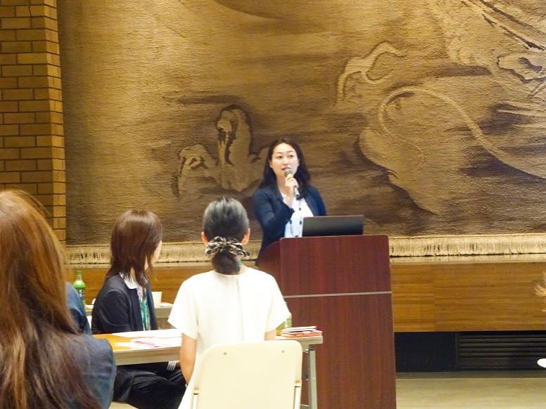 女性社員向けプレゼンテーション講座を岡崎商工会議所様で開催しました