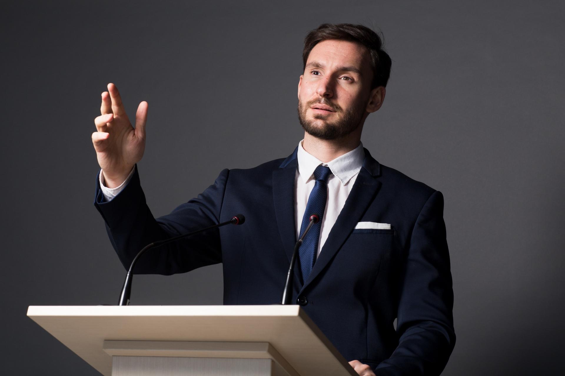 選ばれる人になるスピーチコンサル